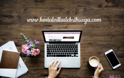 Ya está aquí la página web de Villa de Brihuega, nuestra ventana al mundo