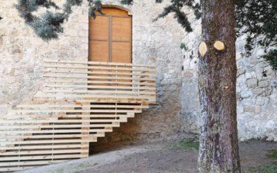 Rehabilitada la Sala de Caballerizas del Castillo de la Piedra Bermeja de Brihuega