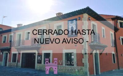Cierre temporal Hostal-Restaurante Villa de Brihuega