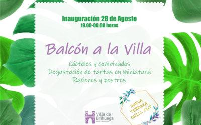 Balcón a la Villa, tu chill out en Brihuega