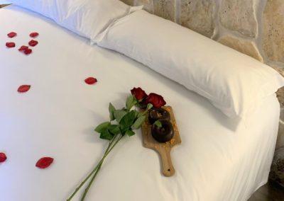 experiencia romántica en el Villa de Brihuega