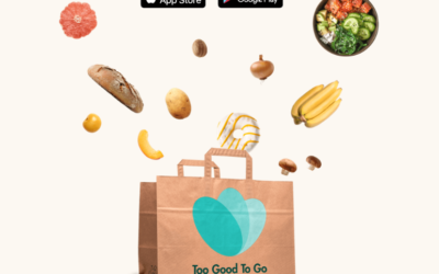 Salvamos comida con To Good To Go