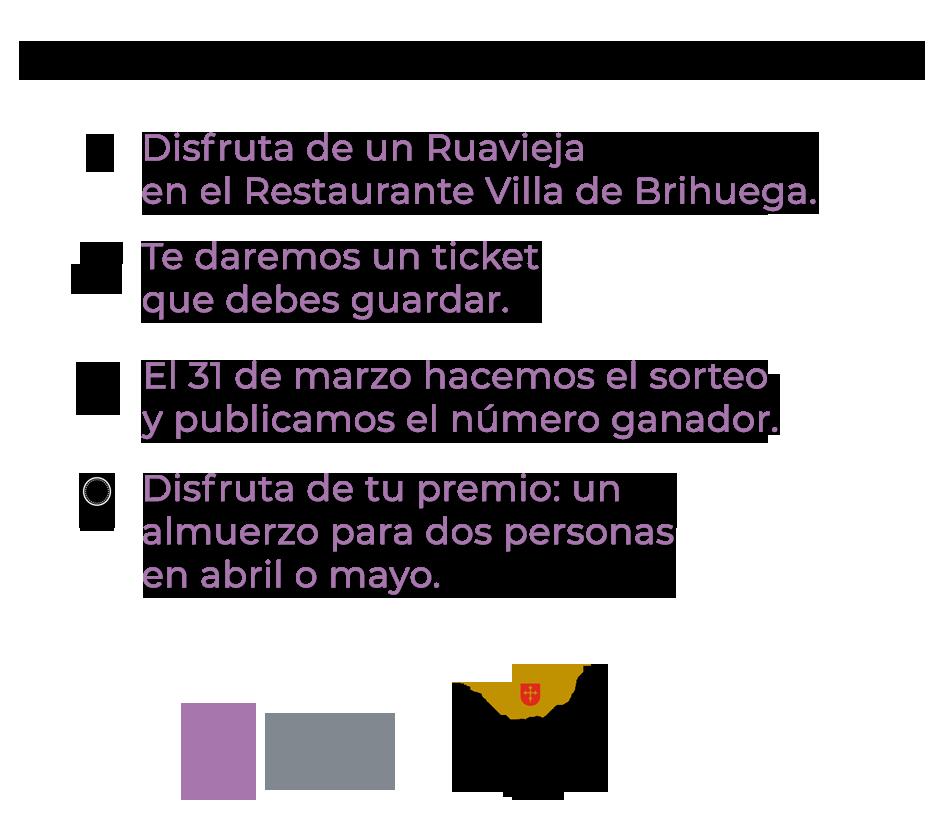 Infografía sorteo Ruavieja.