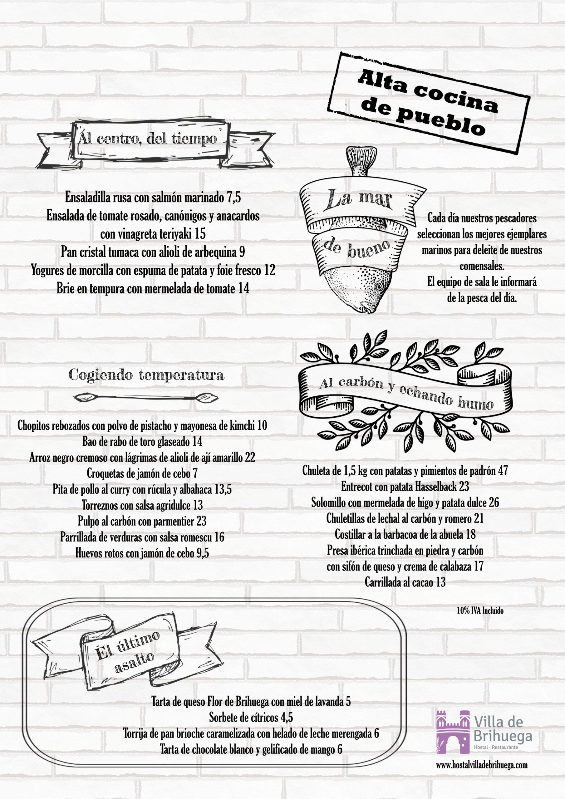 carta-restaurante-villa-de-brihuega