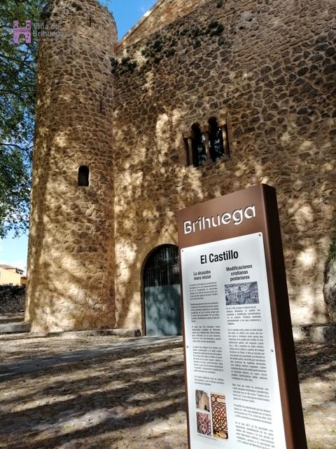 Castillo de Brihuega.