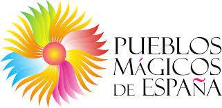 Logo de los Pueblos Mágicos de España.
