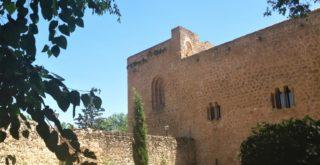 castillo de la piedra bermeja en brihuega